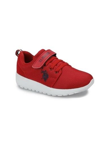 U.S. Polo Assn. Yürüyüş Ayakkabısı Kırmızı